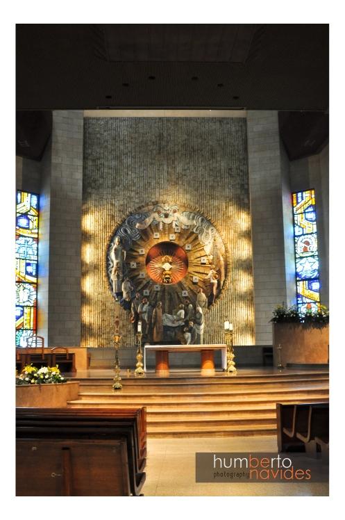 Altar de la Basilica